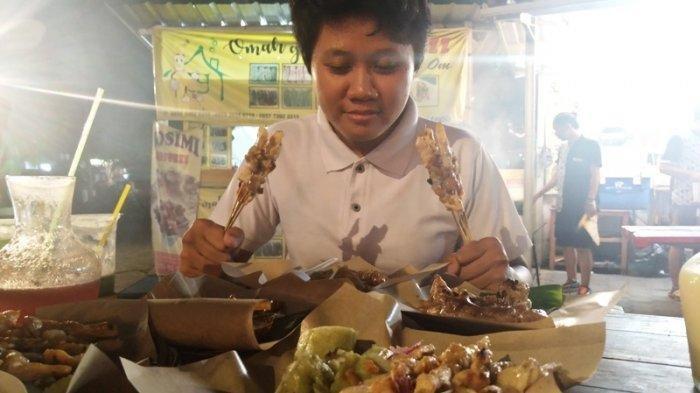 Santap Sate Taichan Konicipi, Sate Ayam Sambel Kekinian Harga Terjangkau dan Bikin Nagih