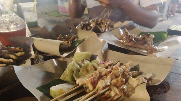 Inilah 6 Warung Rekomendasi Kuliner Sate Taichan di Kota Semarang
