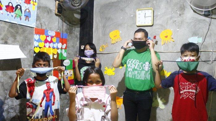 Starbuck Indonesia Rayakan Hari Anak Bersama ISCO dan Mengundang Kartunis dan Puppeters