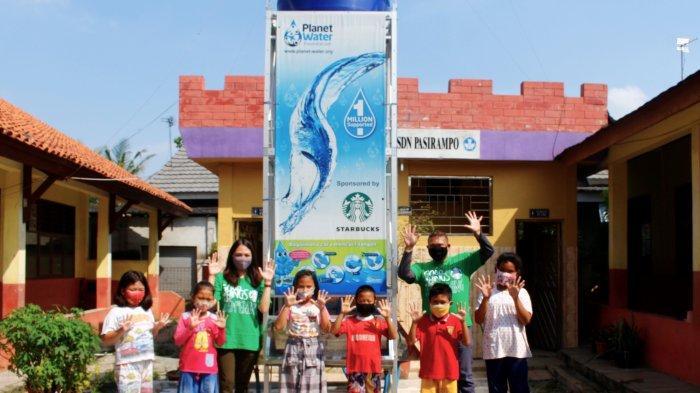 Starbucks Wujudkan #ShareTheGoodness Melalui Donasi Sabun Cuci Tangan Sebagai Peringatan 18 Tahun