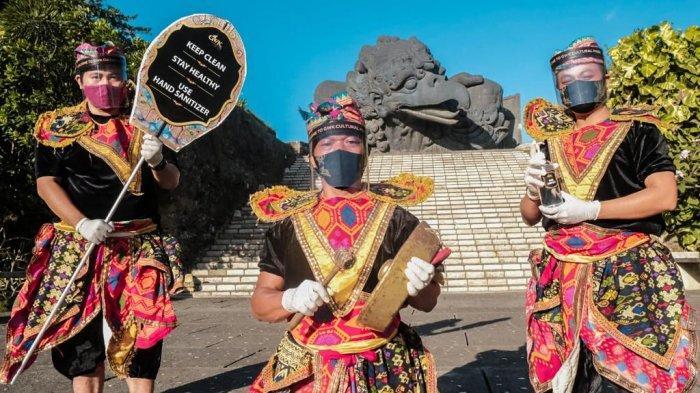 Kemenparekraf Dukung Simakrama Kepariwisataan di 6 Kabupaten Bali