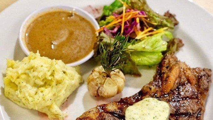 Steak.co, Restoran Steak Berbahan Daging Impor yang Berada Dekat Simpang Lima Semarang, Harus Dicoba