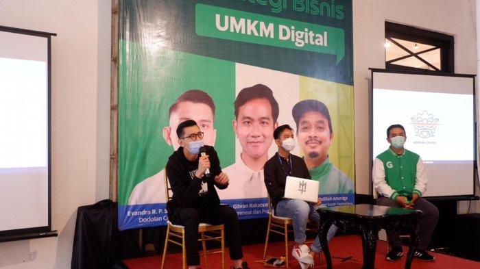 Percepat Digitalisasi 50 UMKM Solo, Grab Gelar Webinar 'Strategi Bisnis UMKM Digital'
