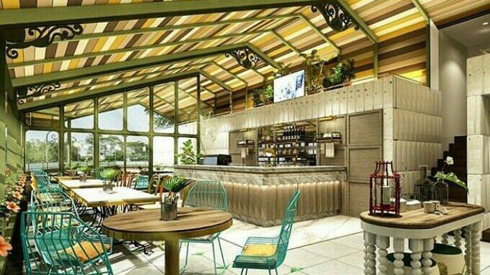Makan Malam Romantis Berdua di Sky Garden Susan Spa Resort Bandungan, Hanya Rp 250 Ribu