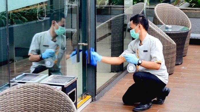 Stay at Home Saja, Teraskita Deep Clean and Sanitize Hadir Untuk Anda