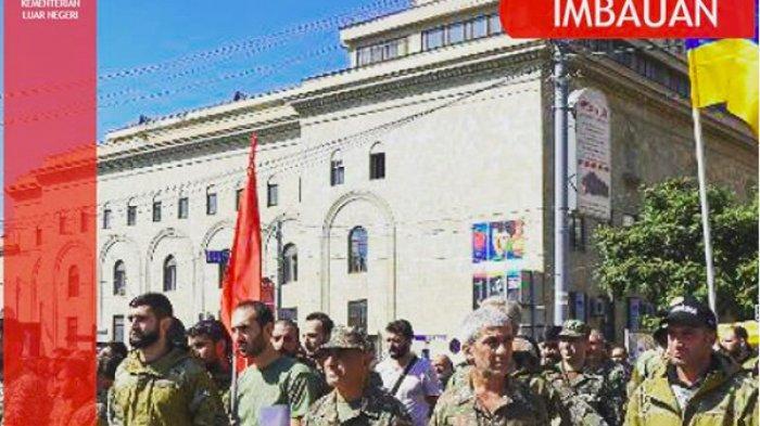 Imbauan Kemlu Terkait Bentrok Senjata Antara Azerbaijan dan Armenia