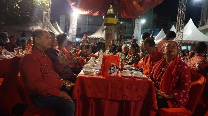 Tuk Panjang, Ritual Wajib Tiap Pasar Imlek Semawis Sejak 17 Tahun Lalu, Tradisi Khas Tiongkok