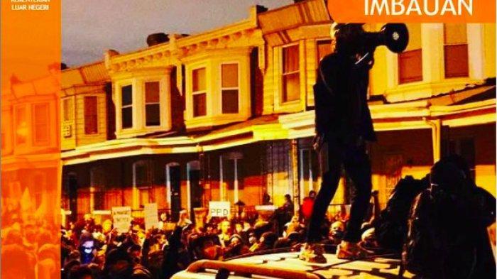 Imbauan Terkait Aksi Demonstrasi di WIlayah Philadelphia dan Brooklyn, Amerika Serikat
