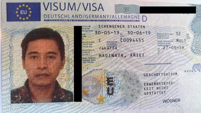 Masuk Wilayah Uni Eropa Tidak Harus dari Negara Pengajuan Visa Schengen