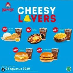 Promo Paket Nasi, Ayam, dan Coca-Cola Wendy's Hanya Rp 25 Ribu, Hingga 25 Agustus 2020