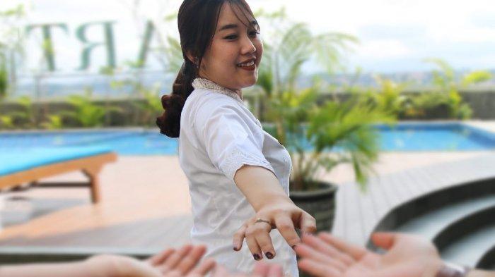 White and Wet Valentine Party, Jomblo Party ala Harris Hotel Sentraland Semarang