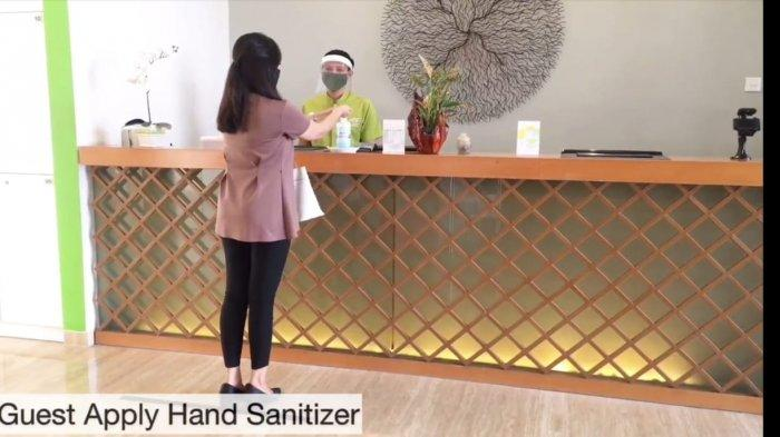 Memasuki Adaptasi Baru, Whiz Hotel Pemuda Semarang Terapkan Protokol Kesehatan