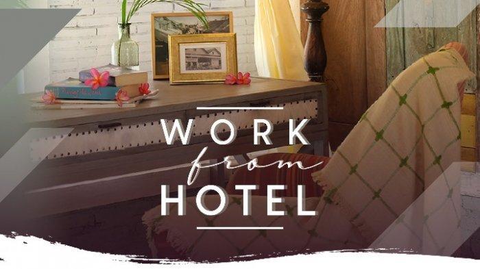 #WorkFromHome di Rimba Desa Resort Mulai Rp 465 Ribu, Gratis Sarapan dan Dapat Diskon