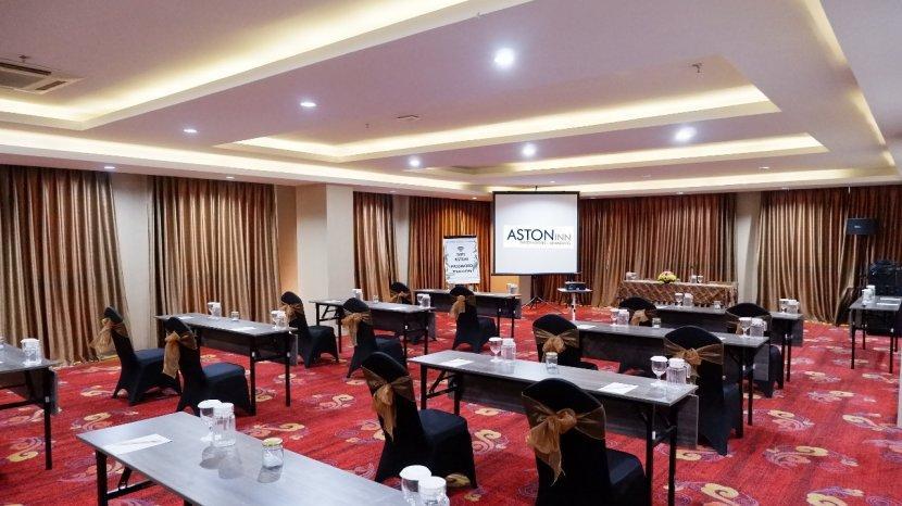 Meeting Aman dan Nyaman Dengan Protokol Kesehatan Di Aston Inn Pandanaran Semarang