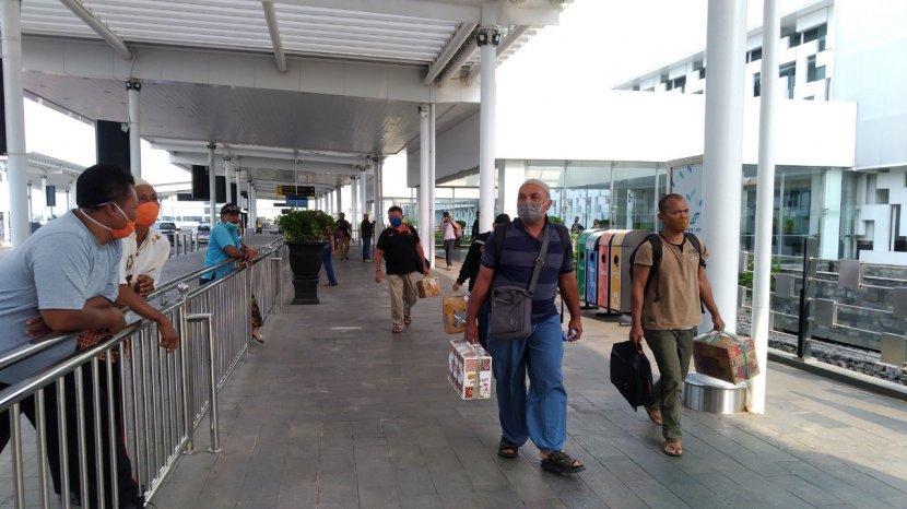 Selama Libur Panjang, 22.938 Penumpang Tercatat Naik-Turun Pesawat di Bandara Ahmad Yani Semarang
