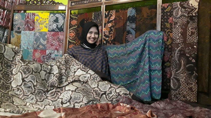 Batik Adisty, Batik Alas Penggaron Angkat Kekayaan Alam Khas Ungaran