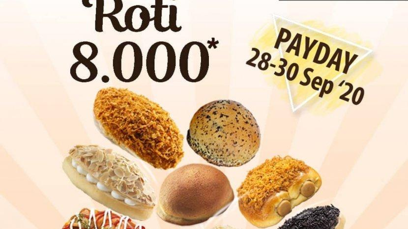 Jangan Lewatkan BreadTalk Payday, Roti Favorit Hanya Rp 8 Ribu Per Buah Hingga 30 September 2020