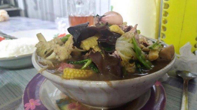 Nikmat Capcay Goreng di Warung Makan Ojo Dumeh, Hanya Rp 18 Ribu Per Porsi