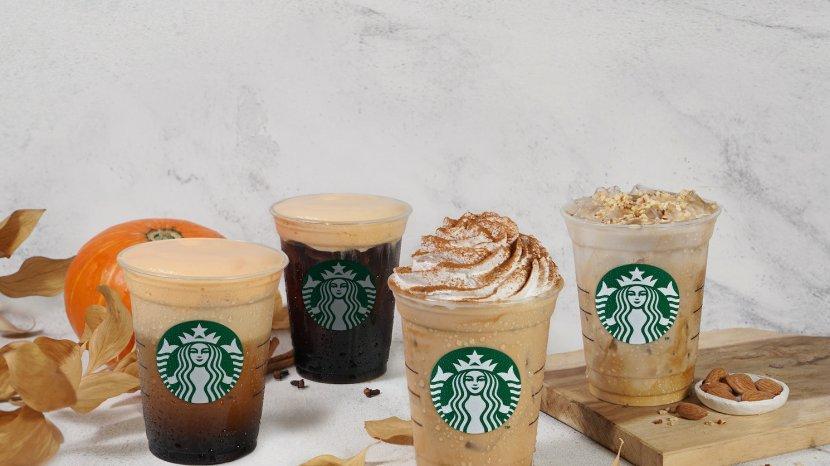 Starbucks Perkenalkan Minuman Plant Based Lezat dan Lebih Banyak Cara Menikmati Pumpkin Spice Latte