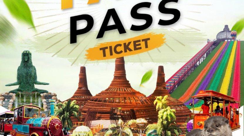 Tiket Promo Fast Pass Dusun Semilir Untuk Masuk ke Sejumlah Wahana Dari Rp 160 Ribu Hanya Rp 95 Ribu