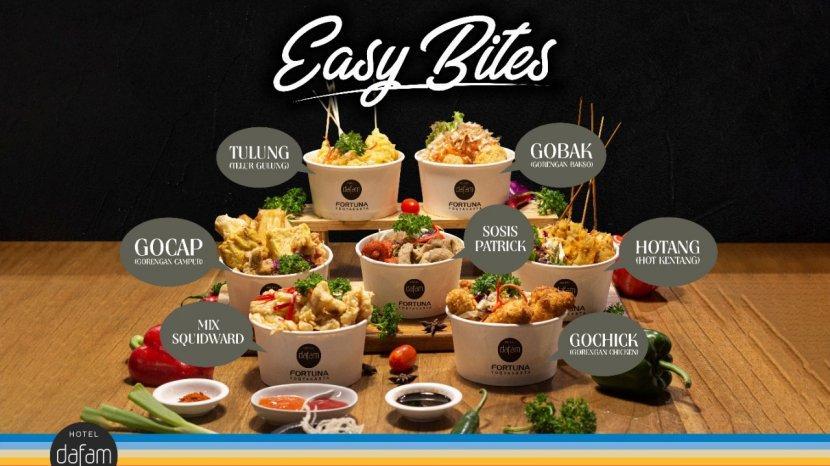 Hotel Dafam Fortuna Berikan Promo Hai Weekend & Easy Bites, Hanya Rp 85 Ribu