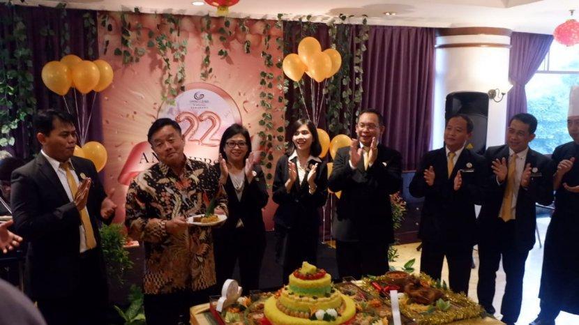 Rayakan Hari Jadi Ke-22, Grand Candi Hotel Adakan Terapi Fashdu Gratis