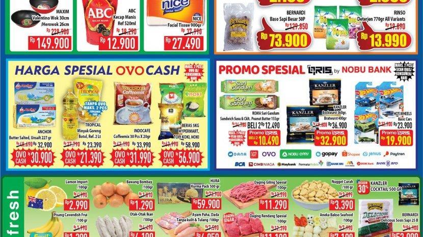 Katalog Promo Koran Hypermart Periode 25-27 Agustus 2020 dan Berlaku di Pulau Jawa