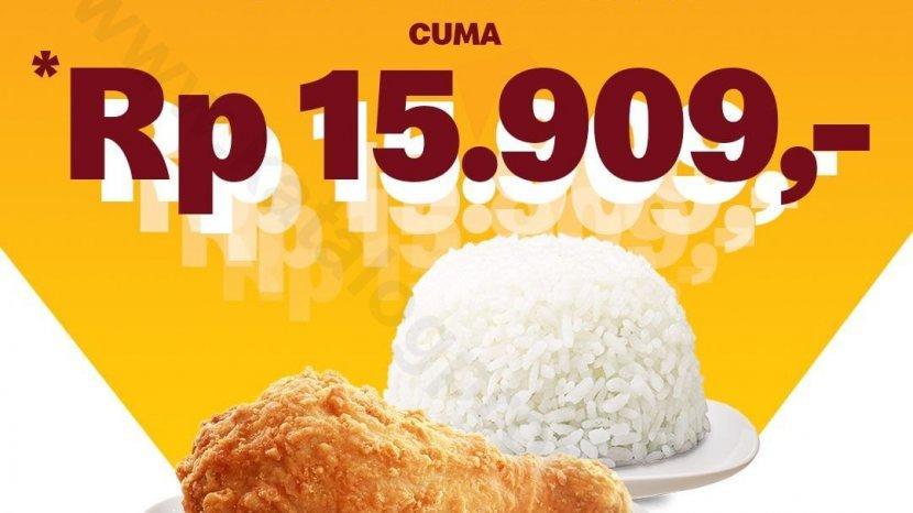 Makan Akhir Bulan di McDonalds Cuma Rp 15 Ribu, Buruan Instal Aplikasi McDonalds Dan Dapatkan Promo