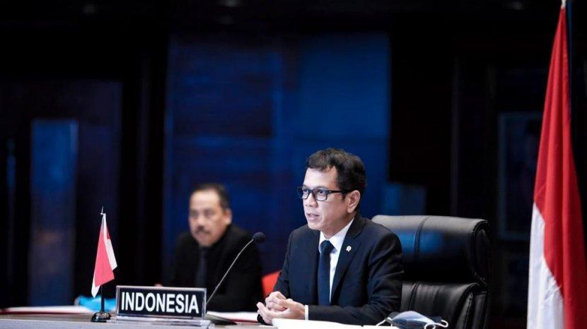 Menparekraf Tekankan Pentingnya Penguatan UMKM dalam Pemulihan Sektor Pariwisata