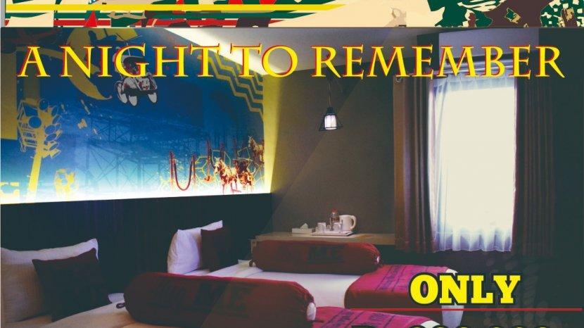 Meotel Purwokerto Berikan Promo Kamar Seharga Rp 200.200 Per Orang Bertema 'A Night To Remember'