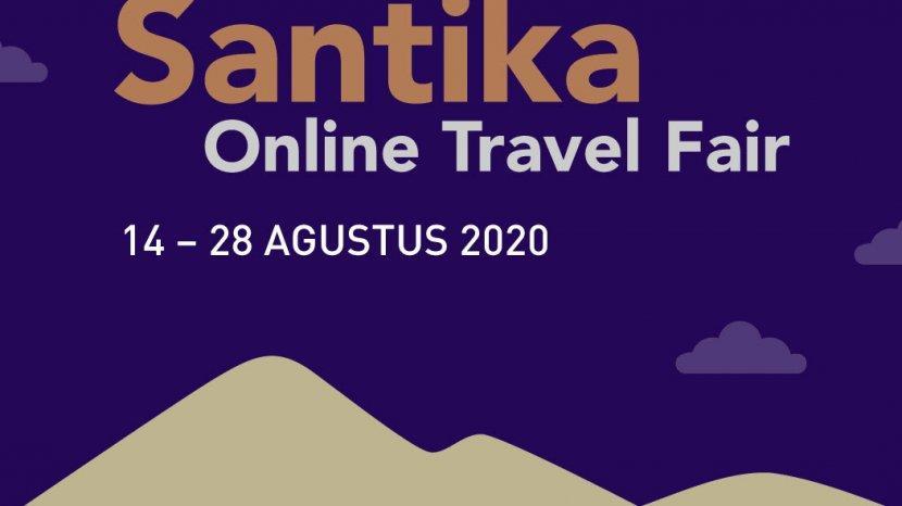 Rencanakan Liburan dan Staycation Sampai 2021 Dalam Santika Online Travel Fair 14-28 Agustus 2020