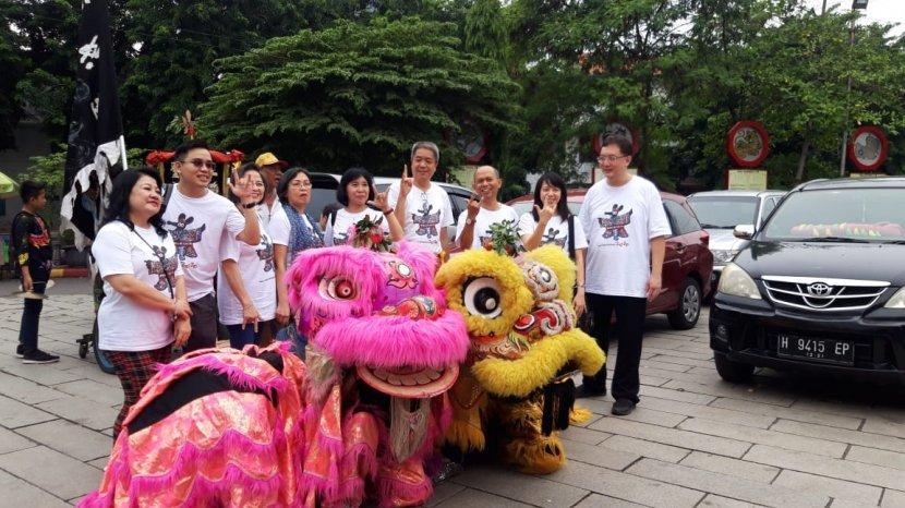 Slametan dan Ketuk Pintu Jelang Pasar Semawis, Tradisi Tahunan Jelang Perayaan Tahun Baru Imlek