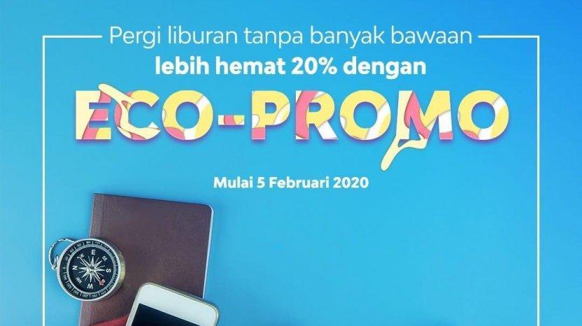 Sriwijaya Air Tawarkan Potongan Harga Tiket Pesawat Hingga 35% Selama Februari-Maret 2020