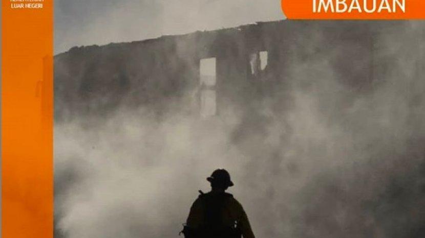 Imbauan Kemlu Terkait Kebakaran Hutan di California Utara Amerika Serikat