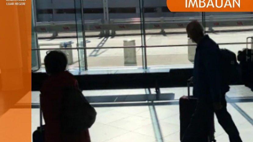 Republik Rakyat Tiongkok Batasi Penerbangan Internasional Dari dan Ke Tiongkok, Ada Pembatasan Kuota