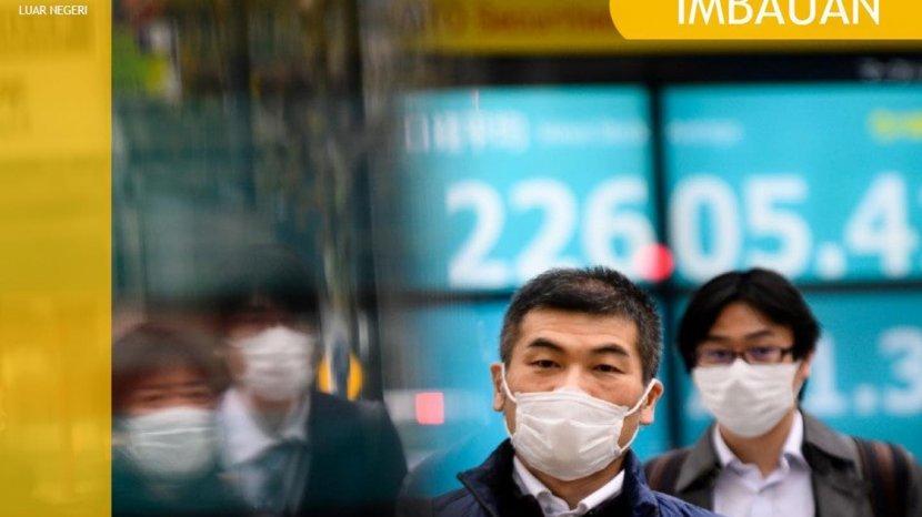 Imbauan Terkait Kebijakan Perjalanan Pemerintah Jepang SehubunganVirus Corona Mulai 3 April 2020