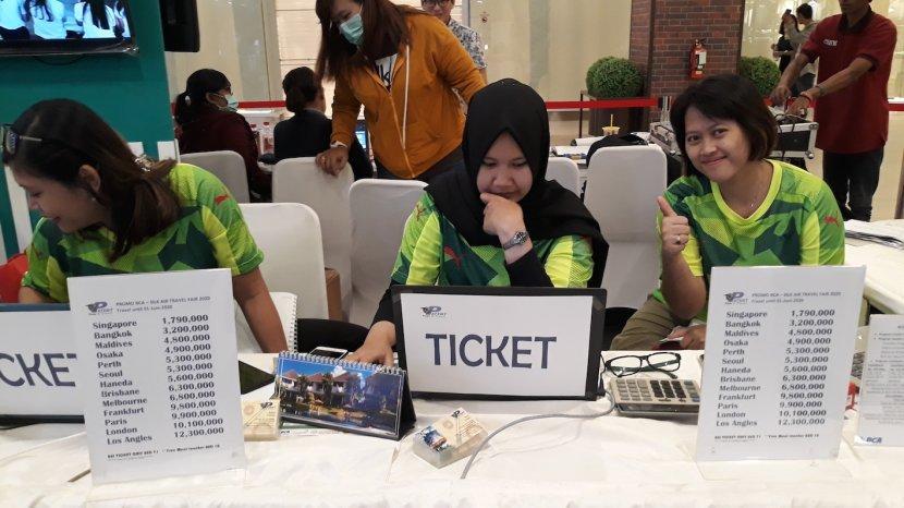 Hari Terakhir SilkAir-BCA Travel Fair 2020, Tiket Pulang-Pergi Semarang-New York Hanya Rp 13,8 Juta