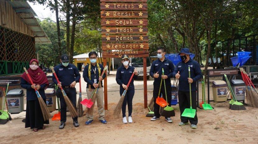 Kemenparekraf Dorong Pemulihan Pariwisata Kalimantan Barat Lewat Singkawang Rebound