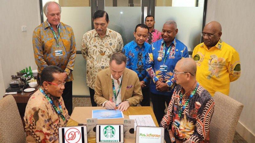 Starbucks Akan Buka Dua Gerai Perdananya di Papua, Ada di Diana Mall dan Jayapura Mall Agustus 2020