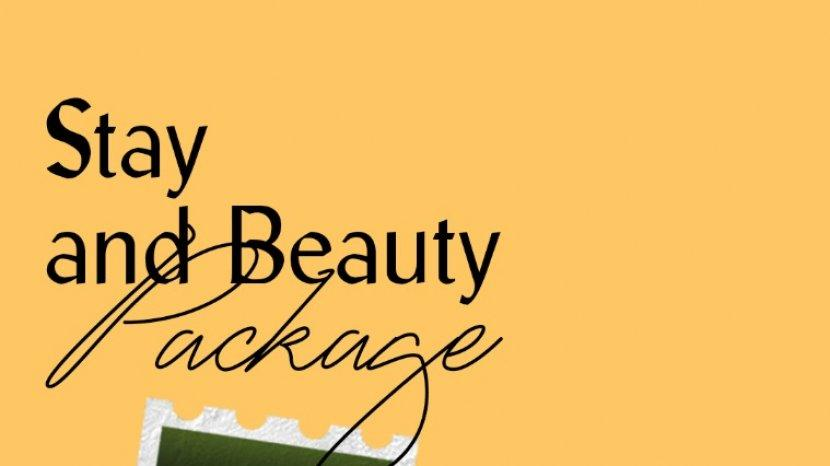 Stay and Beauty Package, Booking Rooms Inc 7-29 Februari 2020 Gratis Kupon Ave Hair & Beauty Salon