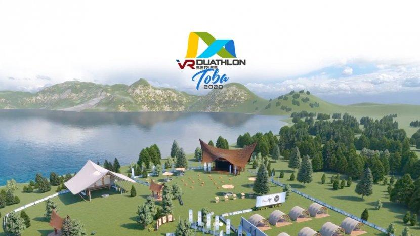 Kemenparekraf Dukung Indonesia Duathlon Series Danau Toba 2020 Secara Virtual
