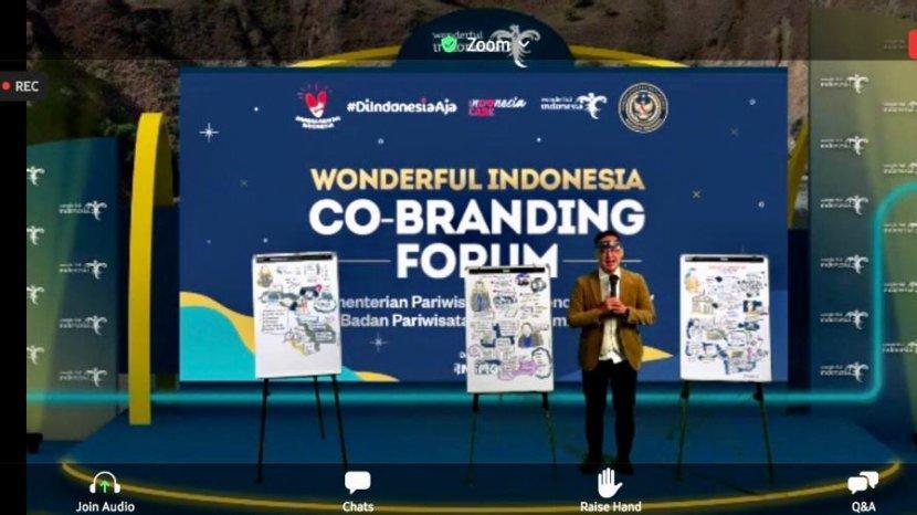 Kemenparekraf Ajak Pelaku Usaha Perkuat Kemitraan untuk Tingkatkan Citra Pariwisata