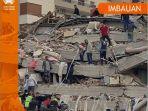 Imbauan Terkait Gempa Bumi di Turki dan Yunani