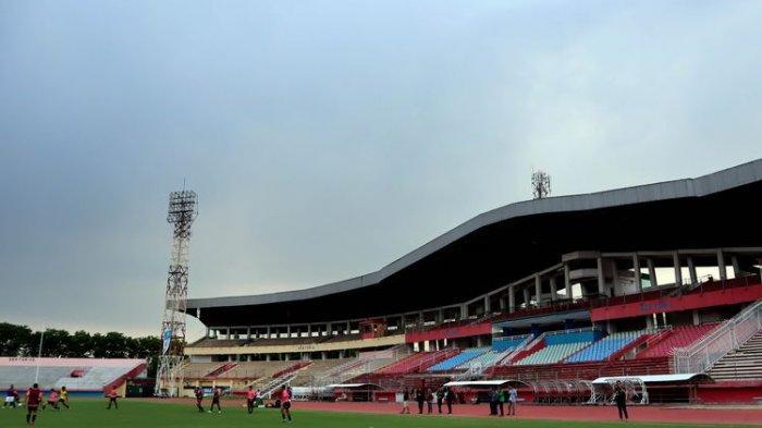 Stadion Gelora Delta Sidoarjo Jawa Timur