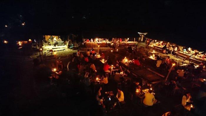 Akibat Corona, Angkringan Pinggir Kali, Kampung Jawi Tutup Sementara