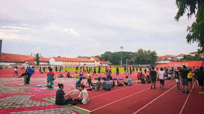 Inilah Ragam Fasilitas Penunjang Olahraga di GOR Tri Lomba Juang Semarang