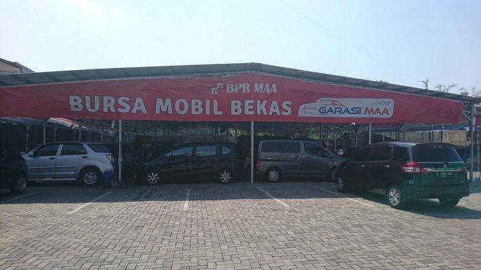 Bursa Mobil Bekas Garasi MAA Semarang