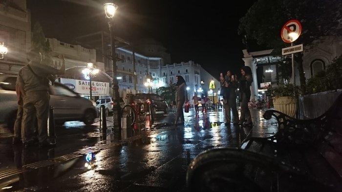 Car Free Night Kota Lama Semarang di Perpanjang