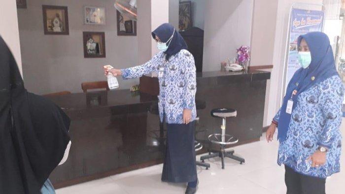 Museum Ranggawarsita Lakukan Disinfektan Cegah Covid-19