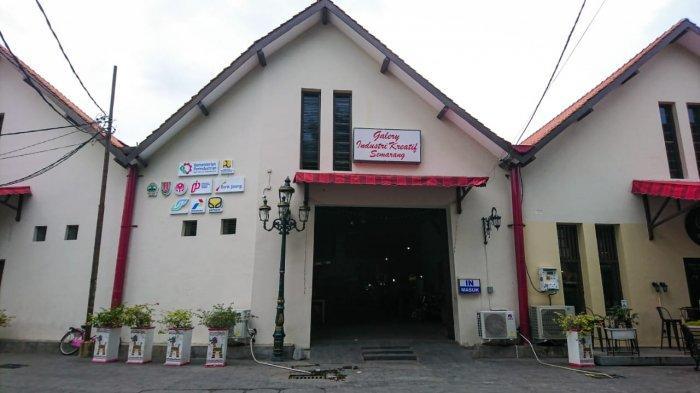Galeri Industri Kreatif Semarang